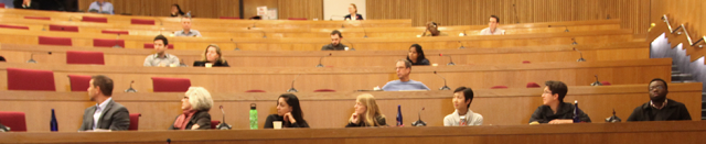 conference audience