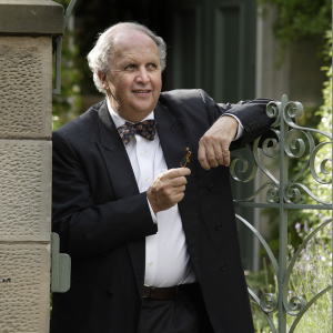 Alexander McCall Smith photo by Graham Clark