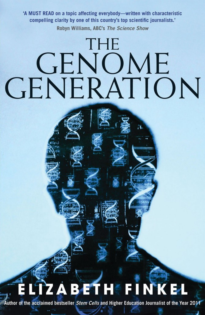 Genome Generation Book Cover