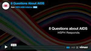 8 questions about AIDS