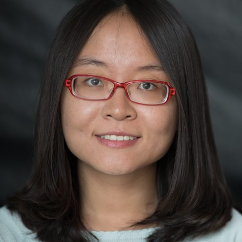 Image/Headshot of Jinyi Zhu.