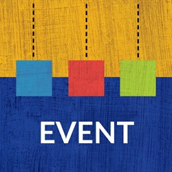 Image of Abstract Art with Event Label