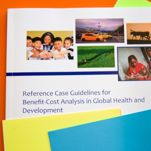 Reference Case Guidelines Printed Out