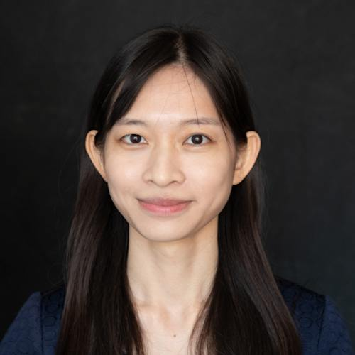 Head shot of Lily Hsieh