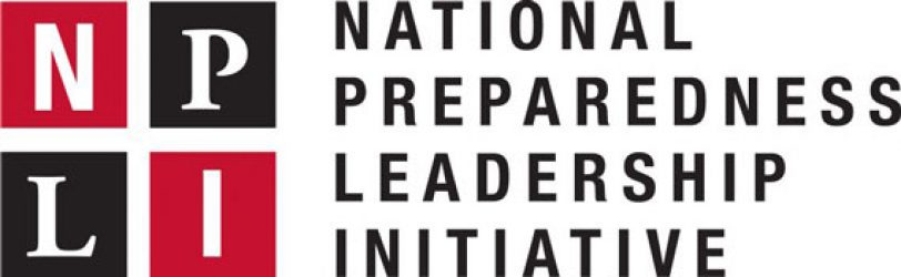 The National Preparedness Leadership Initiative