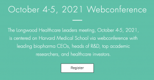 Text: October 4-5, 2021 Webconference