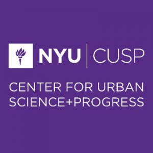 Logo for NYU Center for Urban Science and Progress