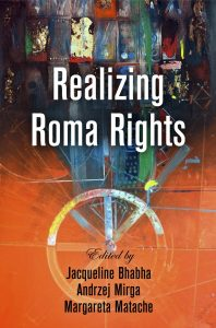 Image of Realizing Roma Rights book cover