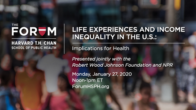 Life Experiences and Income Inequality in the U.S.