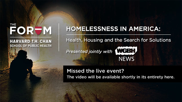 Homelessness In America: Presented jointly with WGBH News