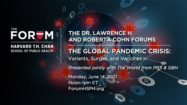 The Global Pandemic Crisis: Presented jointly with The World from PRX & GBH