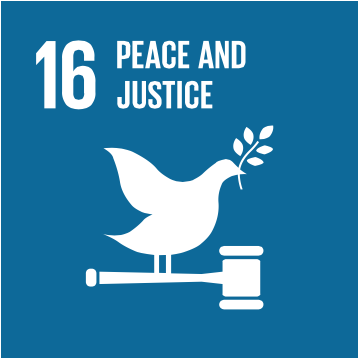 SDG Goal 16: Peace and Justice