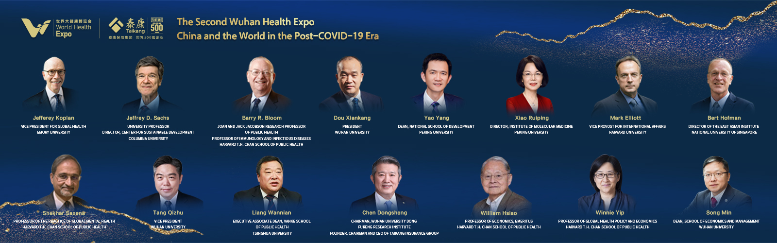 China and Global Experience with COVID-19