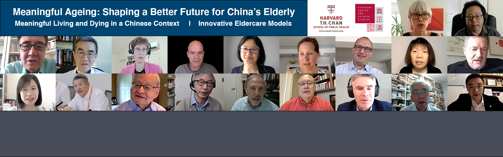 Meaningful Ageing Roundtable
