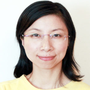 Photo of Julia Wu