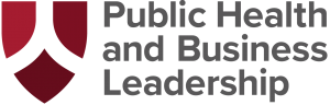 Public Health and Business Leadership Logo