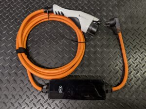 Level 1 electric vehicle charger