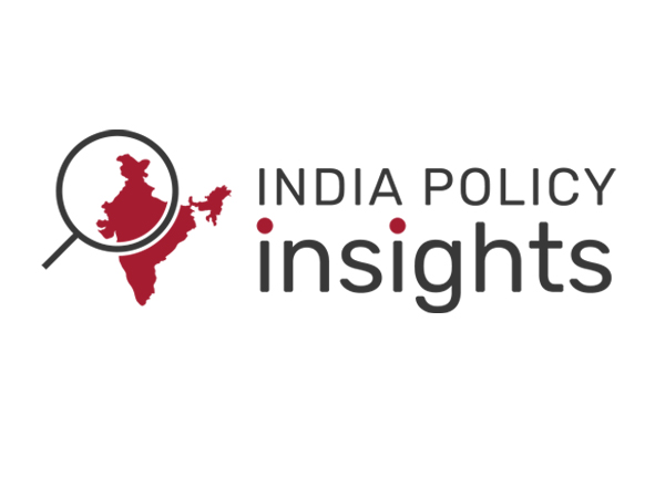 India Policy Insights logo: a magnifying glass over India