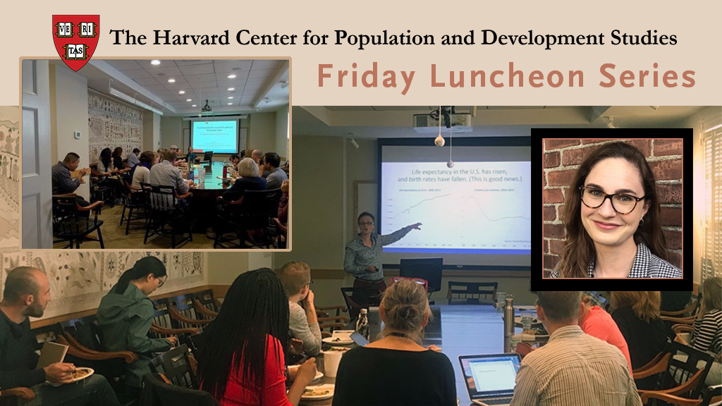 Friday Lunch Seminar Collage
