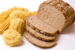 carbohydrates bread grains pasta