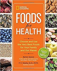 Foods For Health Book Cover