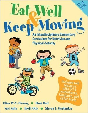 Eat well and Keep moving for kids