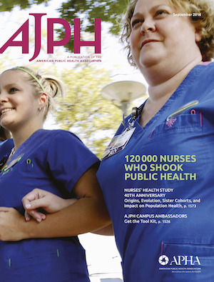 Nurses' Health Study – Harvard Gazette