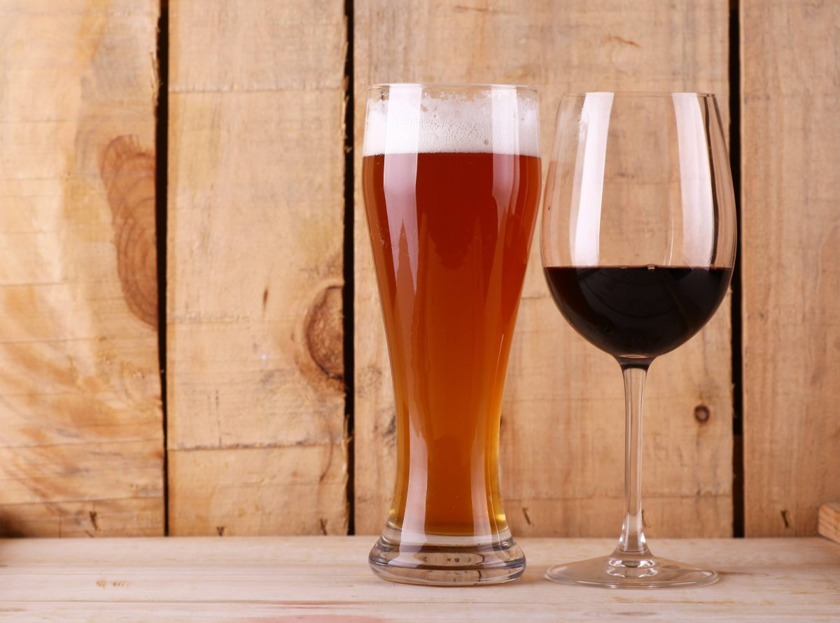 Craft Beer Is Healthier Than Red Wine, According To New Research advise