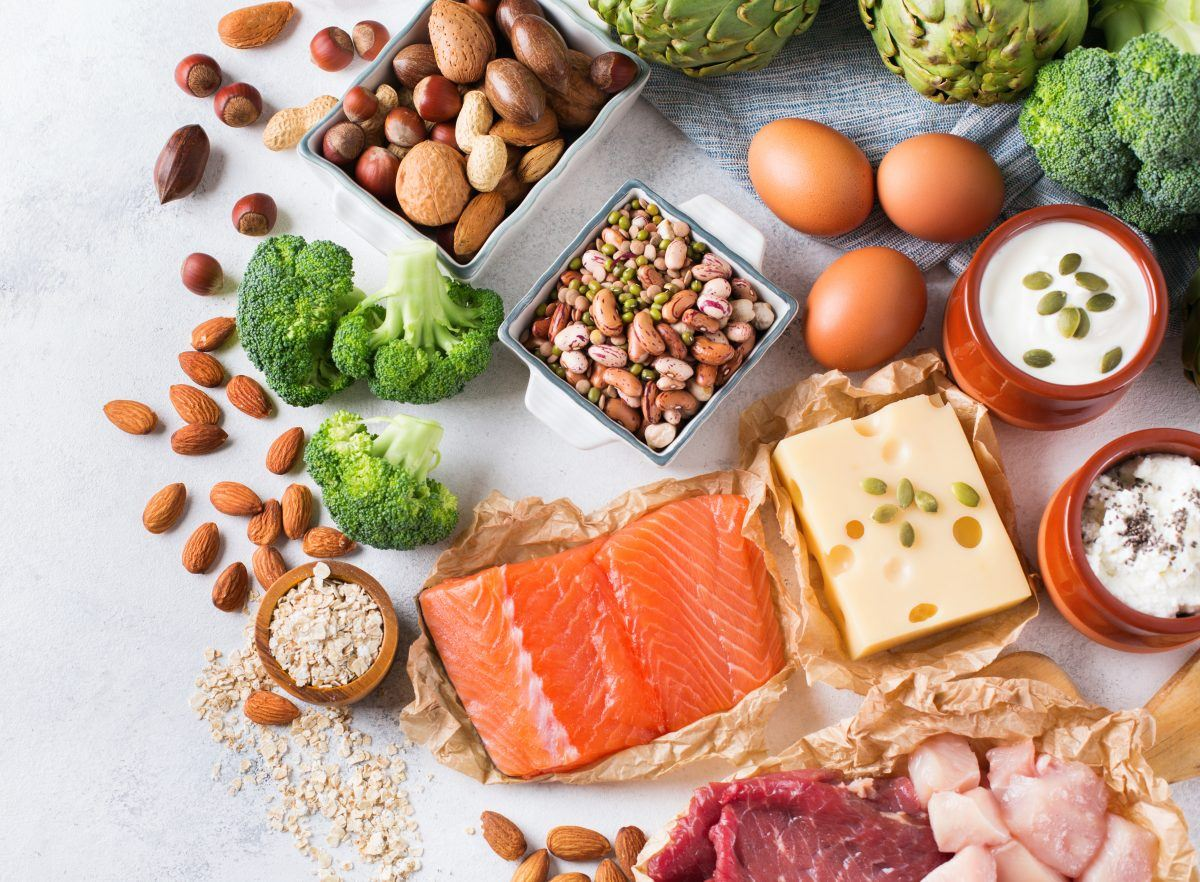 The Advantages Of High Quality Protein