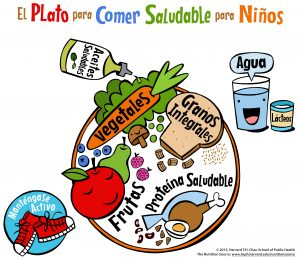 para ninos a monthly update filled with nutrition