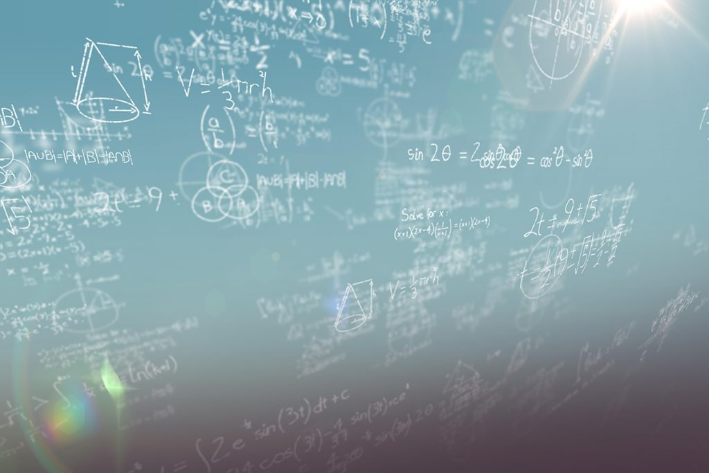 image of mathematic equations