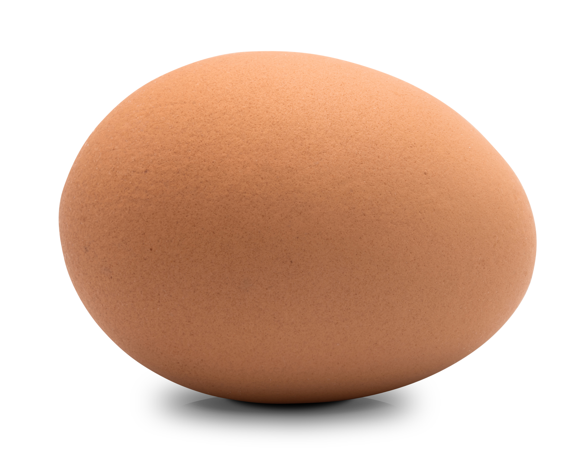 egg with brown shell