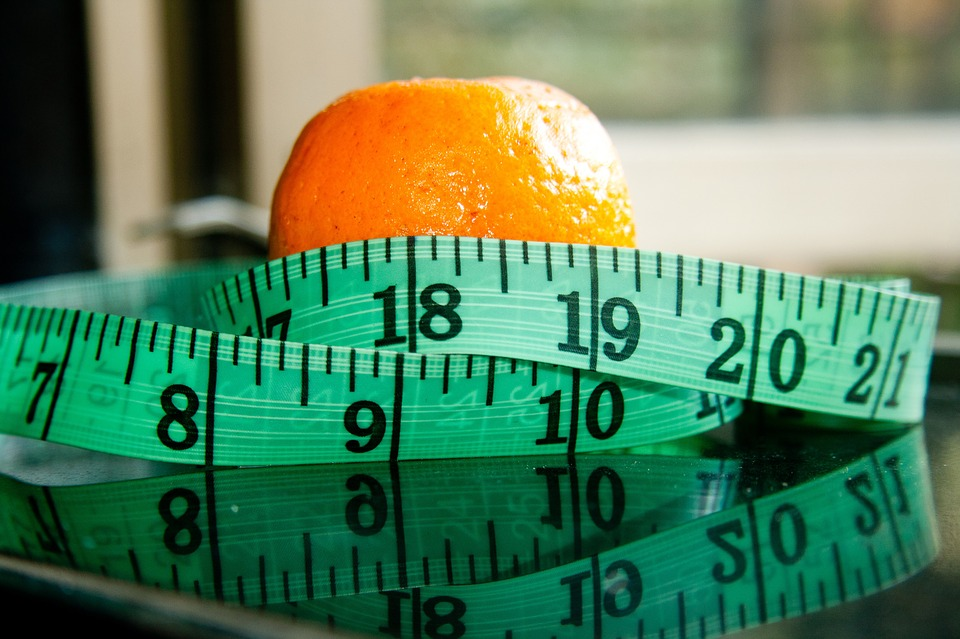 Orange and Measuring Tape