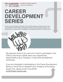 New Career Development Series