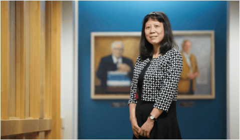 Off the Cuff with Xihong Lin