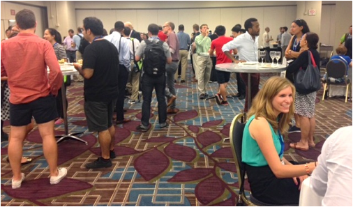 Biostats/Stats Reception at JSM Chicago