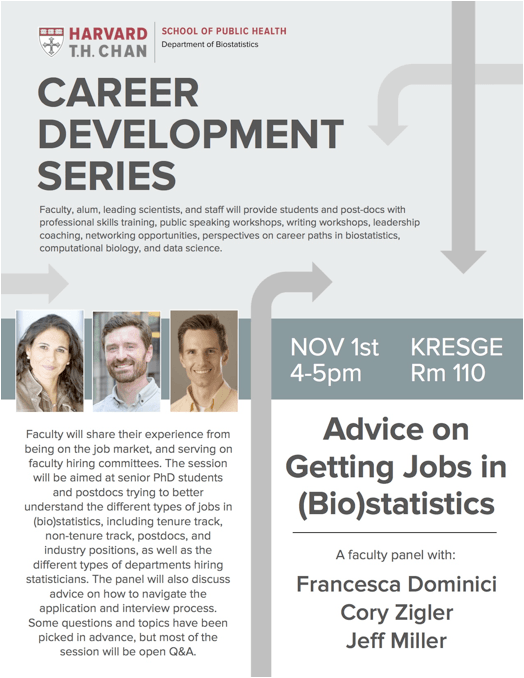 Career Development Series – 11/1