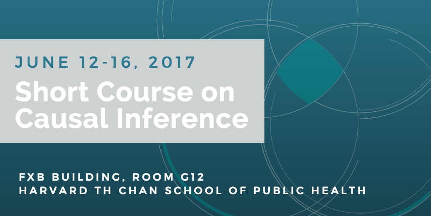 Causal Inference Short Course: Register Now!