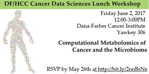 DF/HCC Cancer Data Sciences Lunch Workshop