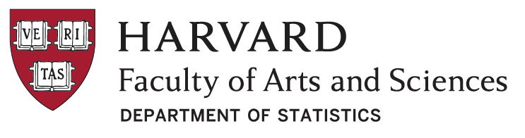 News from the Statistics Department