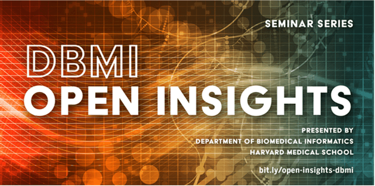 DBMI Open Insights with Cody Dunne – 3/7