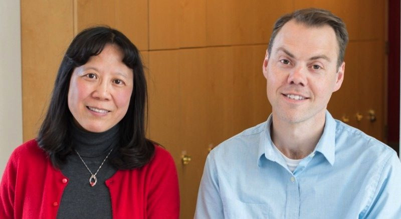 2017 Holiday Message from Xihong Lin & Brent Coull