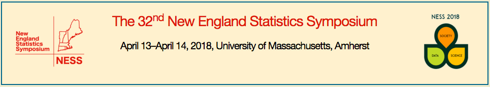 32nd Annual New England Statistics Symposium