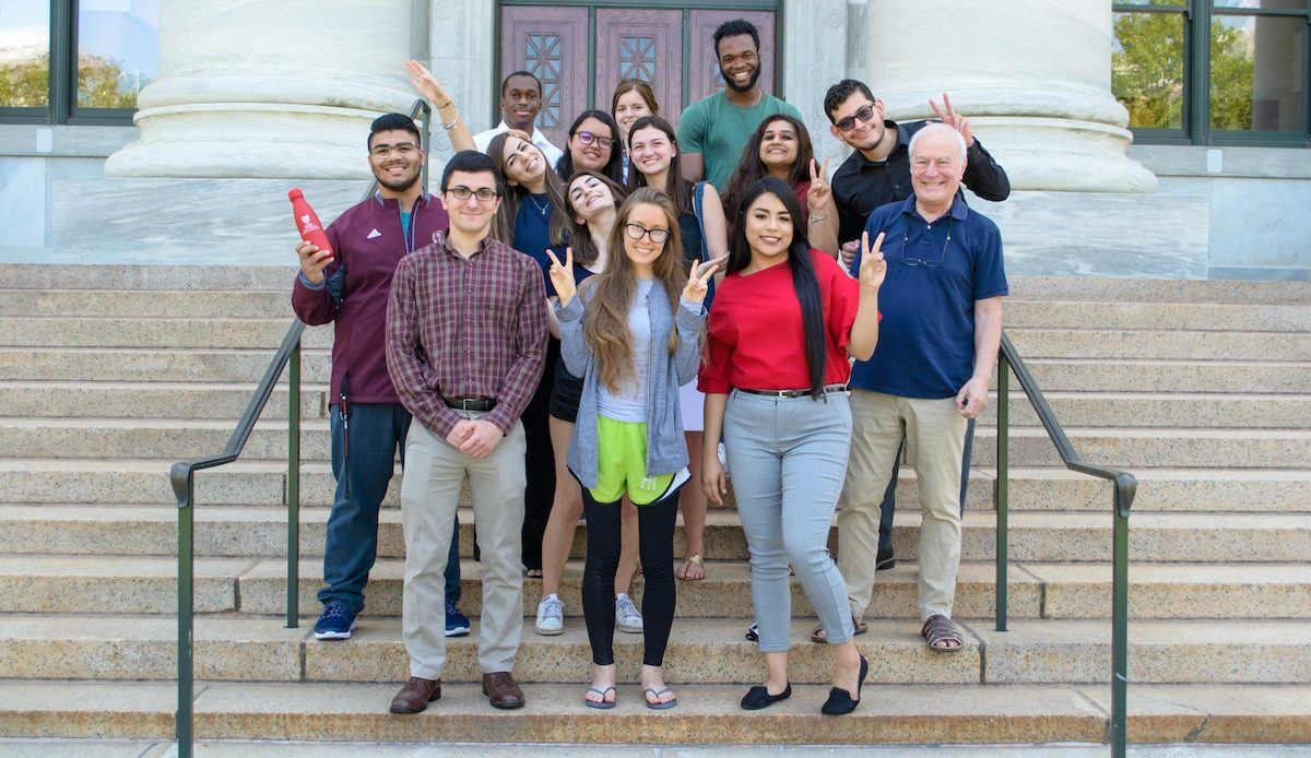 Summer Program Concludes with Annual Symposium