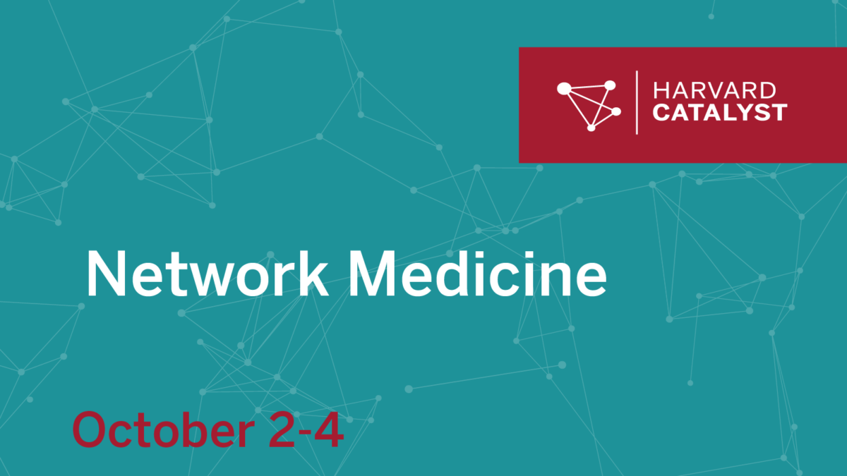 Network Medicine Course – Apply Today!