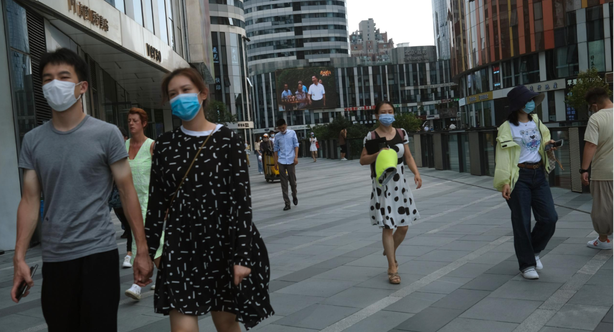 COVID-19 Strain in Beijing Outbreak May Have Come from Southeast Asia