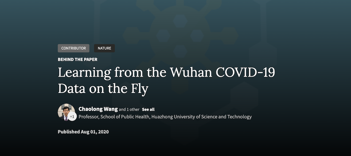 COVID-19 Research publication