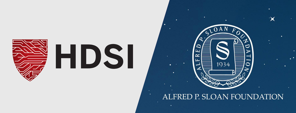 HDSI Awarded Grant from Alfred P. Sloan Foundation