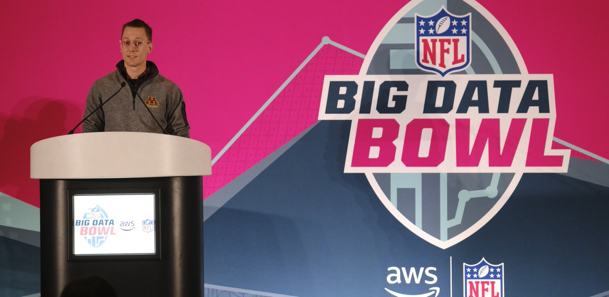 Big Data Bowl Leads to Big Opportunities for Recent Grad Matt Ploenzke