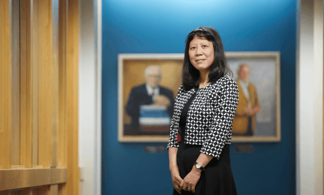 Xihong Lin Named to UW's List of 50 Changemakers of Public Health